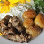 Židovské brambory