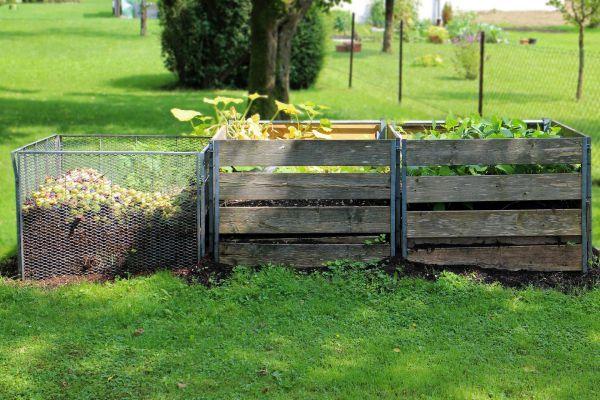 Chcete mít bohatou úrodu? Založte si kompost!